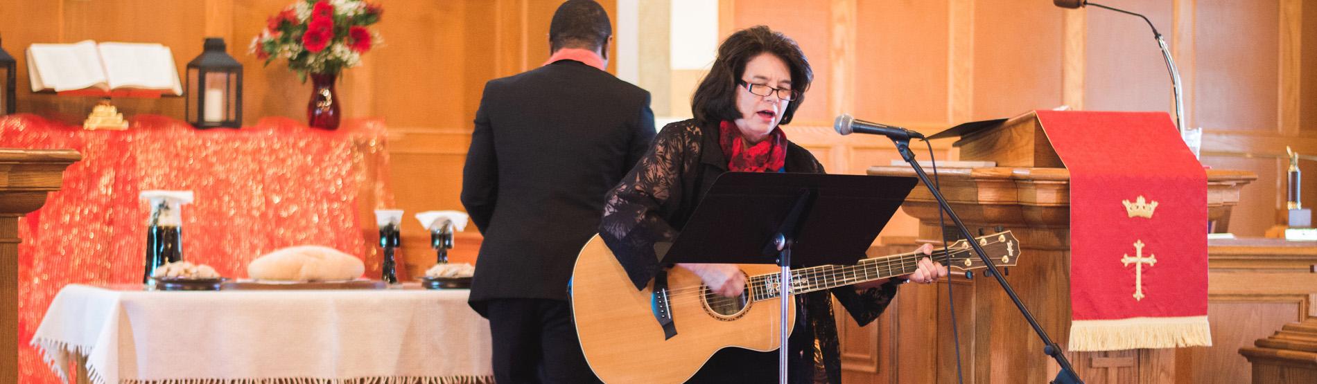 worship at calvary presbyterian