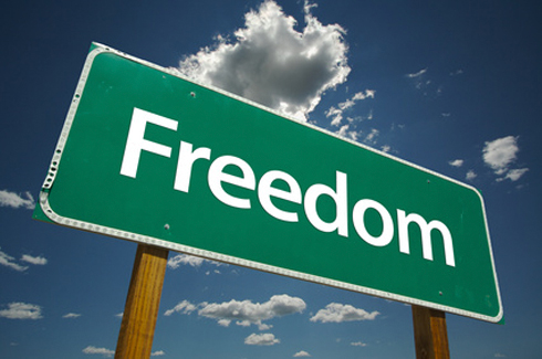 freedom-sign