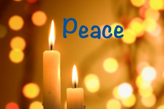 candle-peace